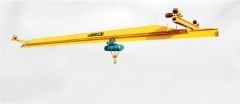LX type electric suspension crane