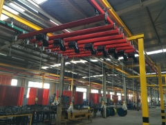KBK flexible single beam crane